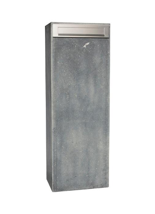 Belgische blauwsteen brievenbus Model 26