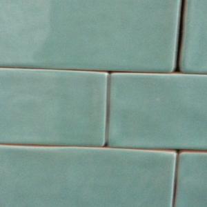 Keramische wandtegel Bronx Turquesa 7,5 x 30 cm (1)