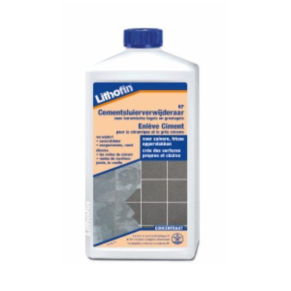 Lithofin cementsluierverwijderaar