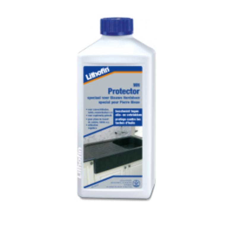 Lithofin MN protector blauwe hardsteen vloer