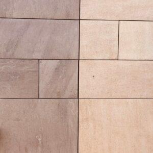 Wildverband Keramische buitentegels imitatie natuursteen